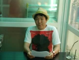 [20th century forgotten boy band] 이학림 디자이너 인터뷰