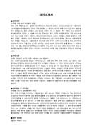 자기소개서(건축/인테리어디자인) - 신입, 남녀, 대졸